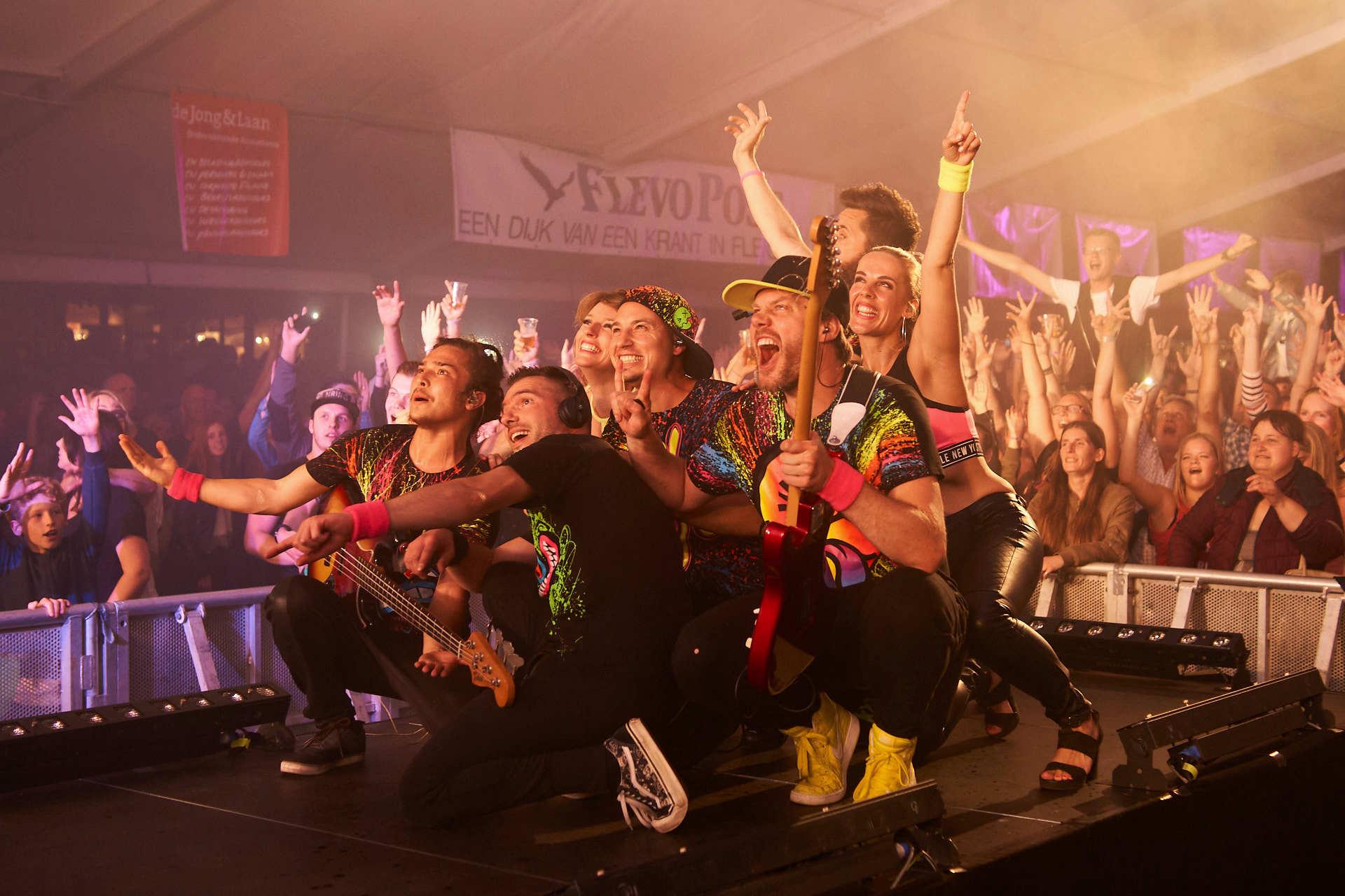 Turn Up The 90's Meerpaaldagen 2017