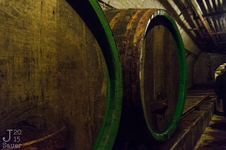 Biertonnen brouwerij Pilsner Urquell