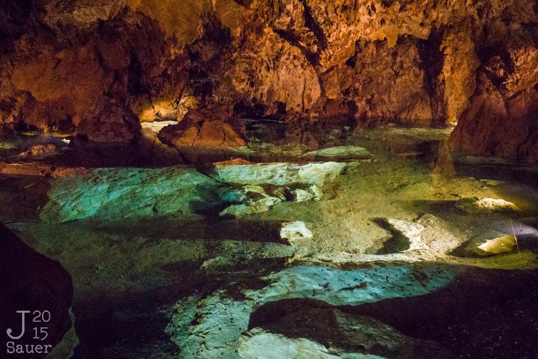 Ondergronds meer Tsjechië