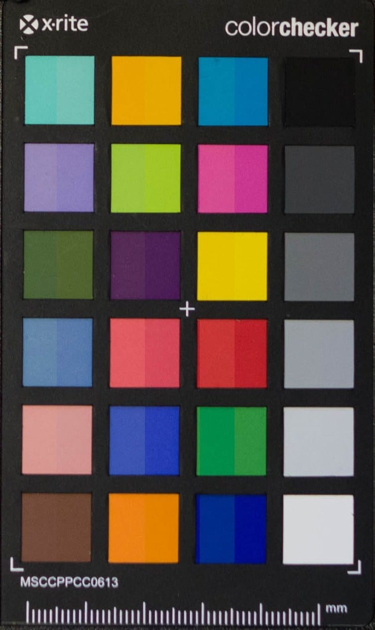 Colorchecker Passport kleurenkaart