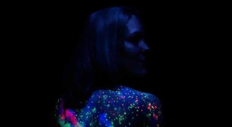 UV portret