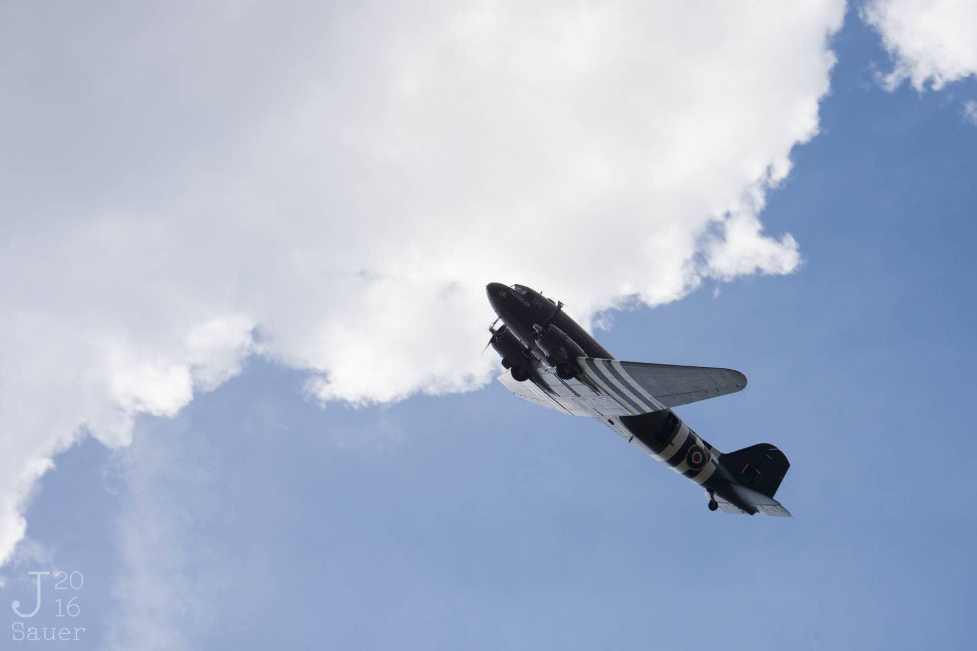 Dakota vliegtuig