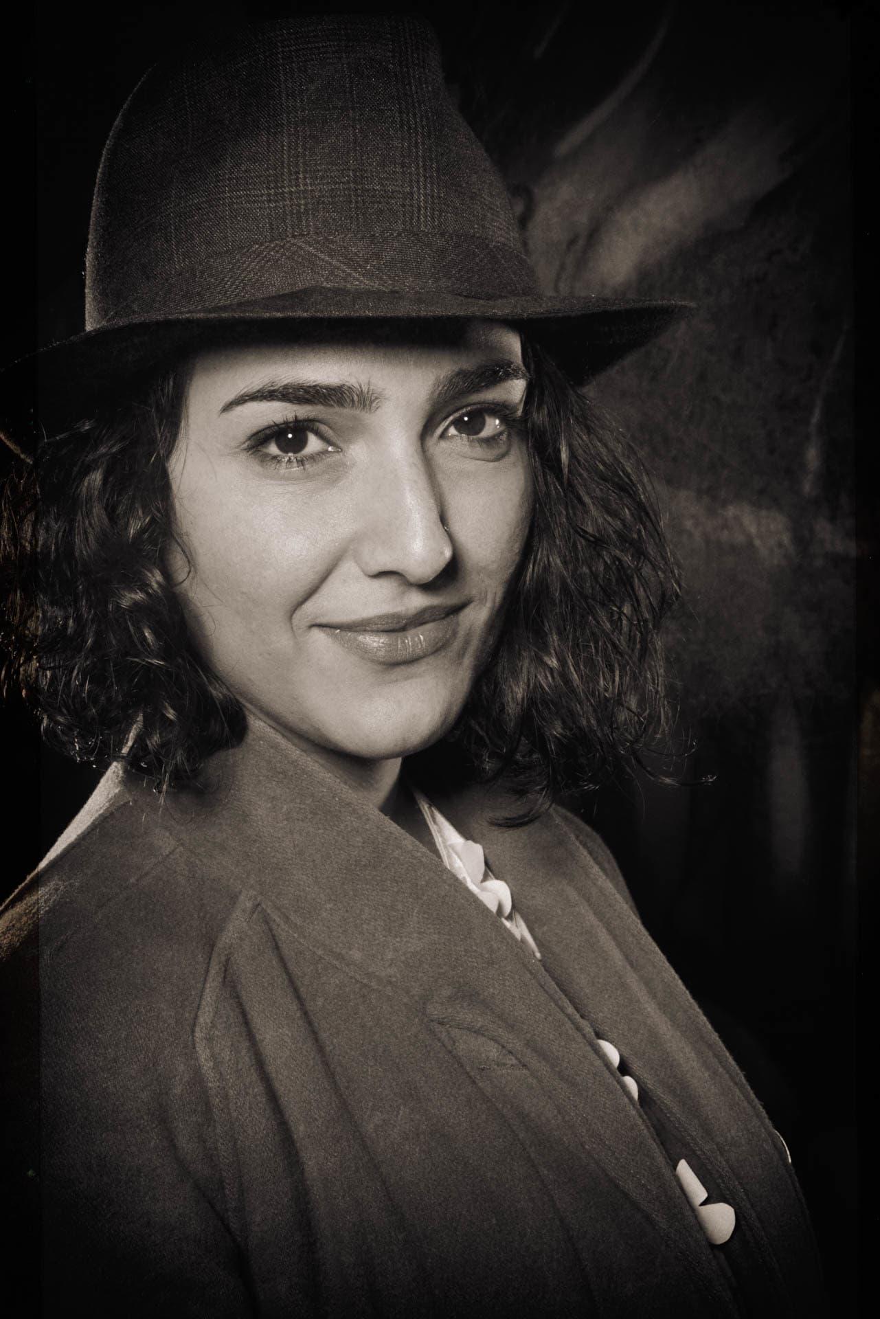 Sannaz Moghaddam