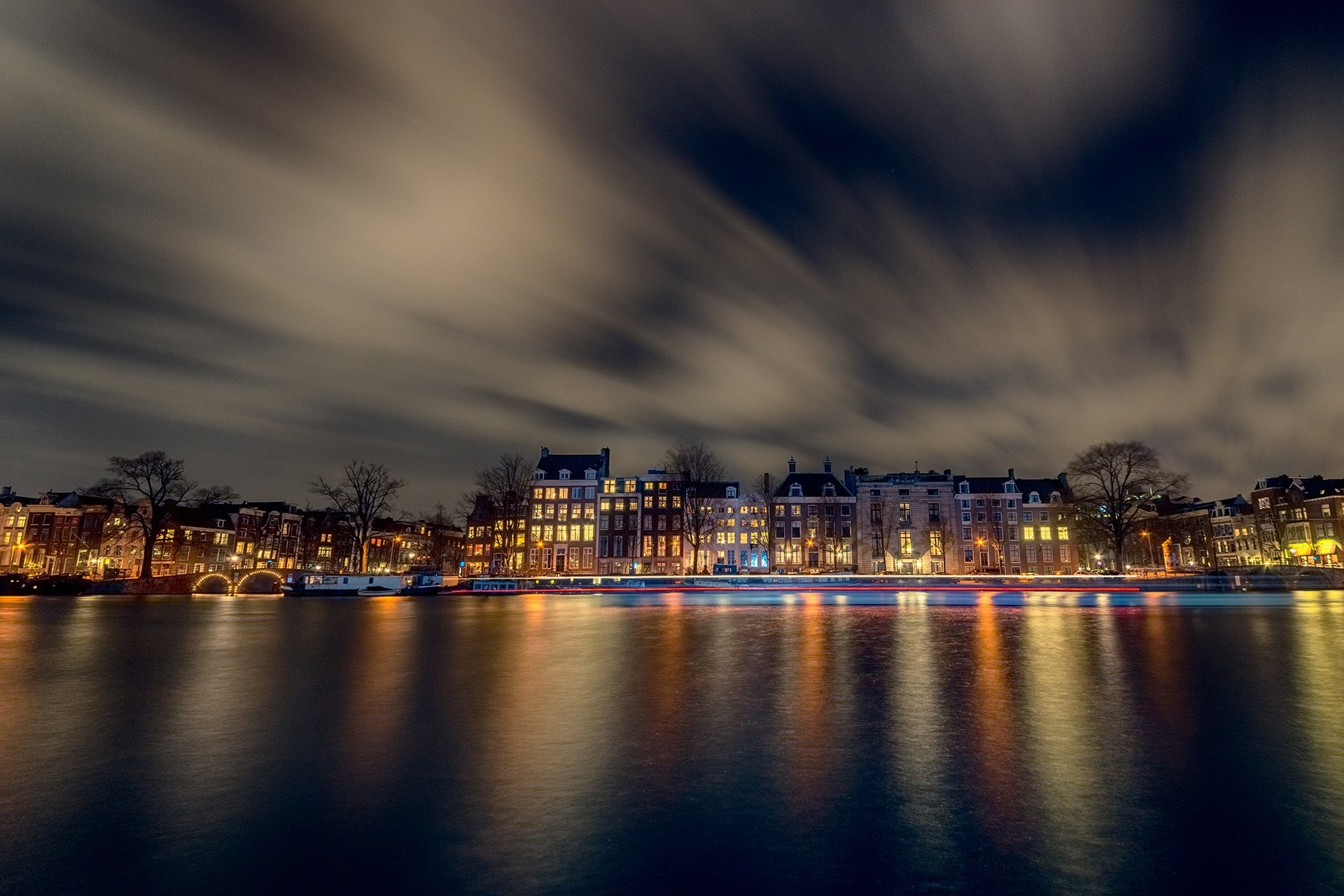 HDR Amsterdam