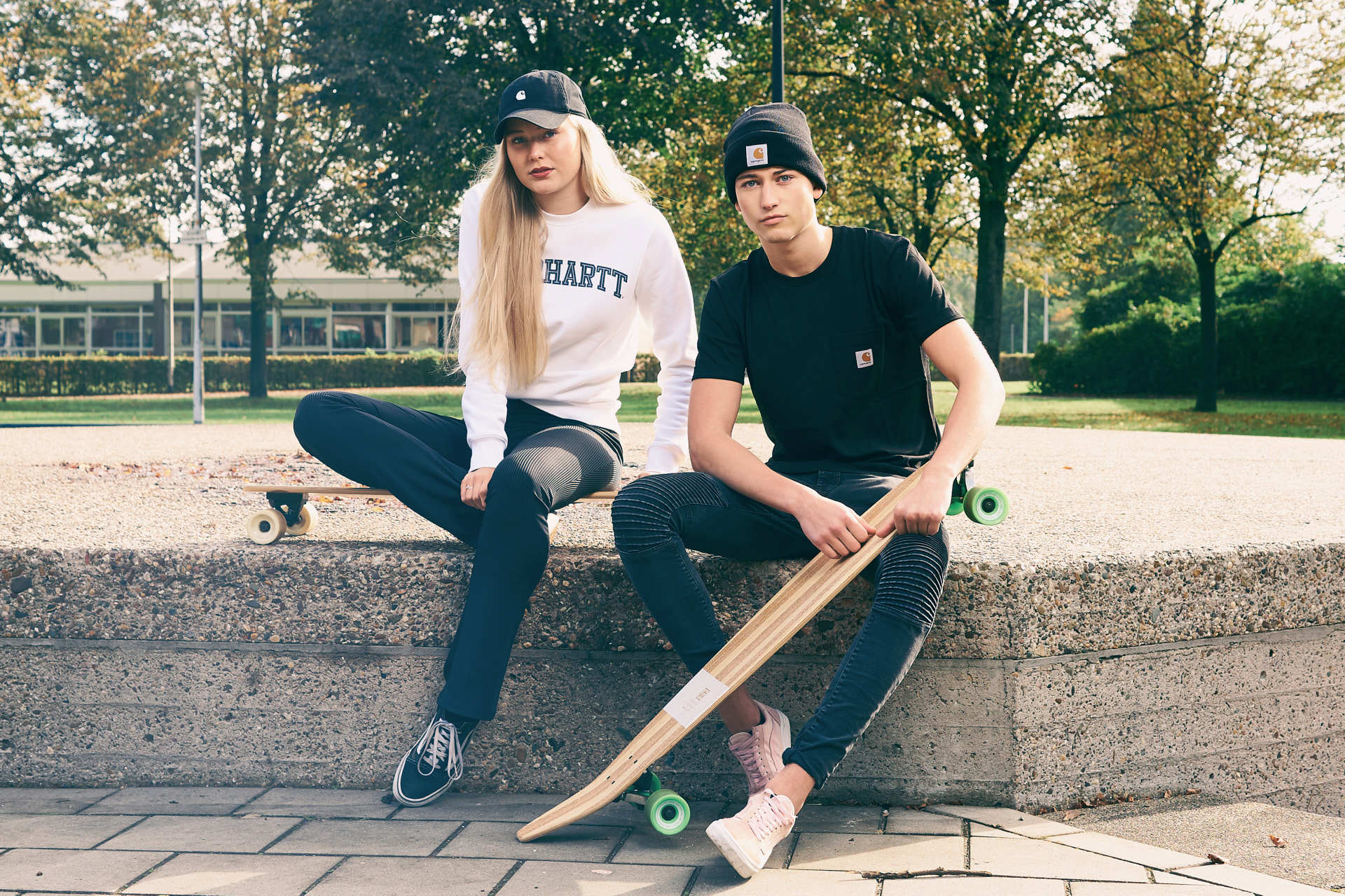 Sacha van Dijk en Jordy Loerakker (MUAH/styling) Debby Roos)